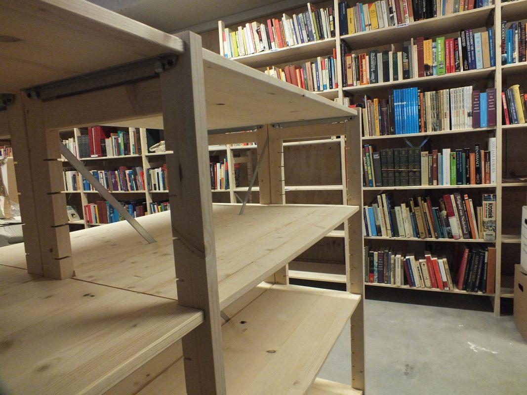 Stellingkasten quickrack - Kantoor houten school ...
