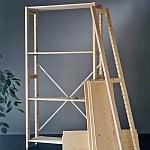 houten stellingen quickrack